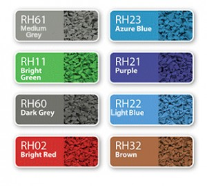Rubber Surface Materials for Playgrounds and Pool Decks