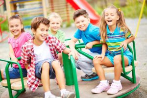 Playground Safety Surface | adventureTURF | National Playground Safety Week
