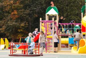 Safety on Playgrounds | adventureTURF Playground Surfacing