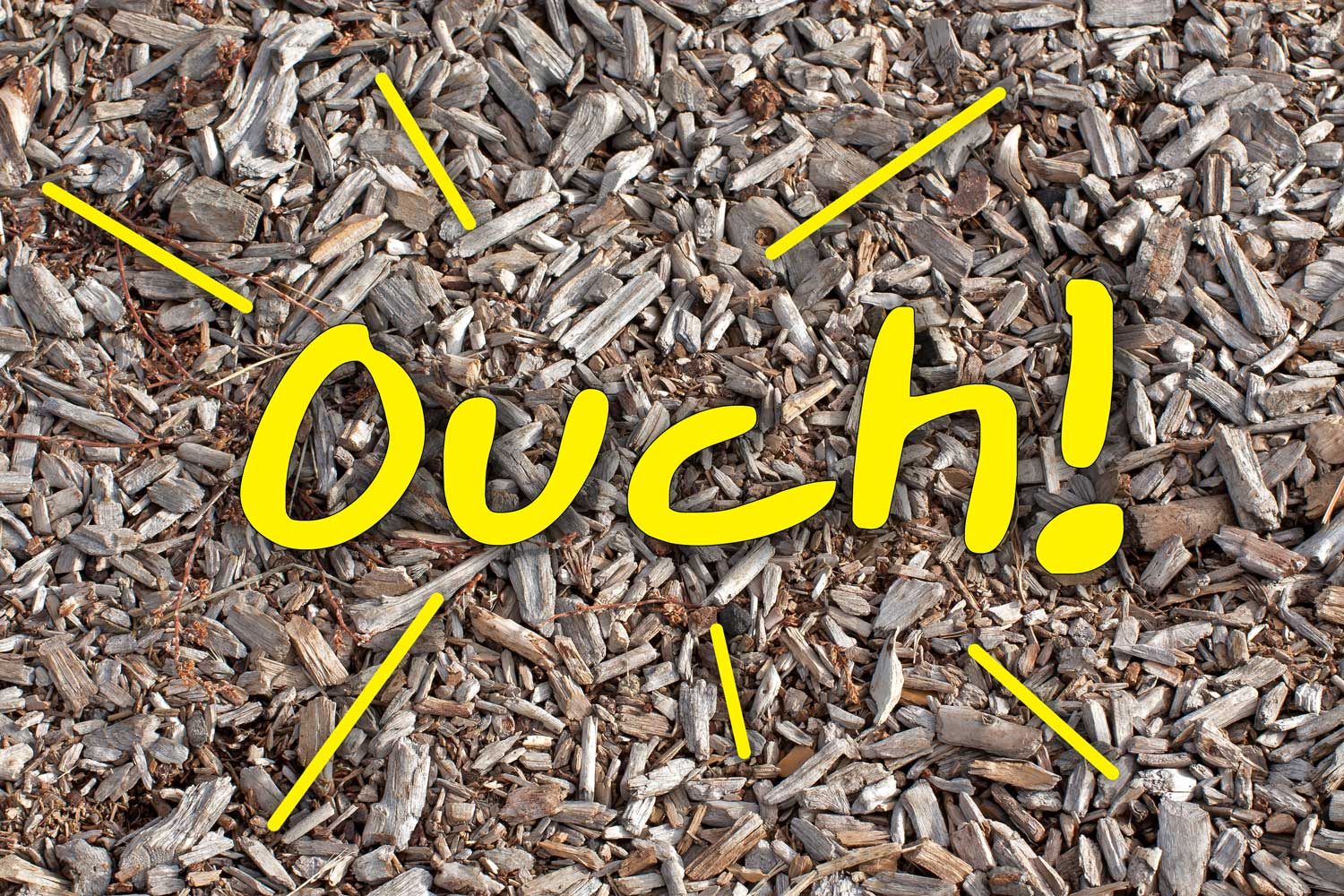 Replace Woodchips on Playgrounds with Poured Rubber Flooring (Safety Playground Surfaces)