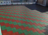 Prefabricated Tile Surfacing