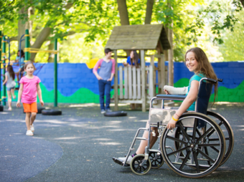 Accessible Playground Surfaces