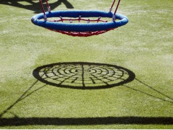 Artificial Grass for Playground Surfacing