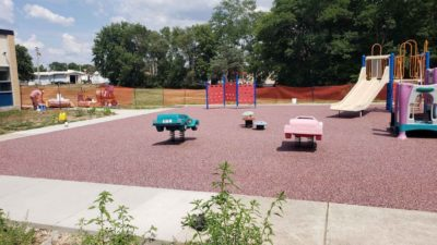 What Are the Pros and Cons of Playground Surfacing and Flooring Materials?